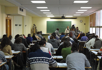exámenes de febrero en UNED Talavera de la Reina
