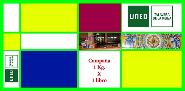 El centro asociado pone en marcha la campa a 1 libro x 1 for Uned biblioteca catalogo
