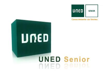 logotipo UNED Senior. UNED Talavera de la Reina