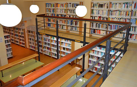 Biblioteca UNED Talavera